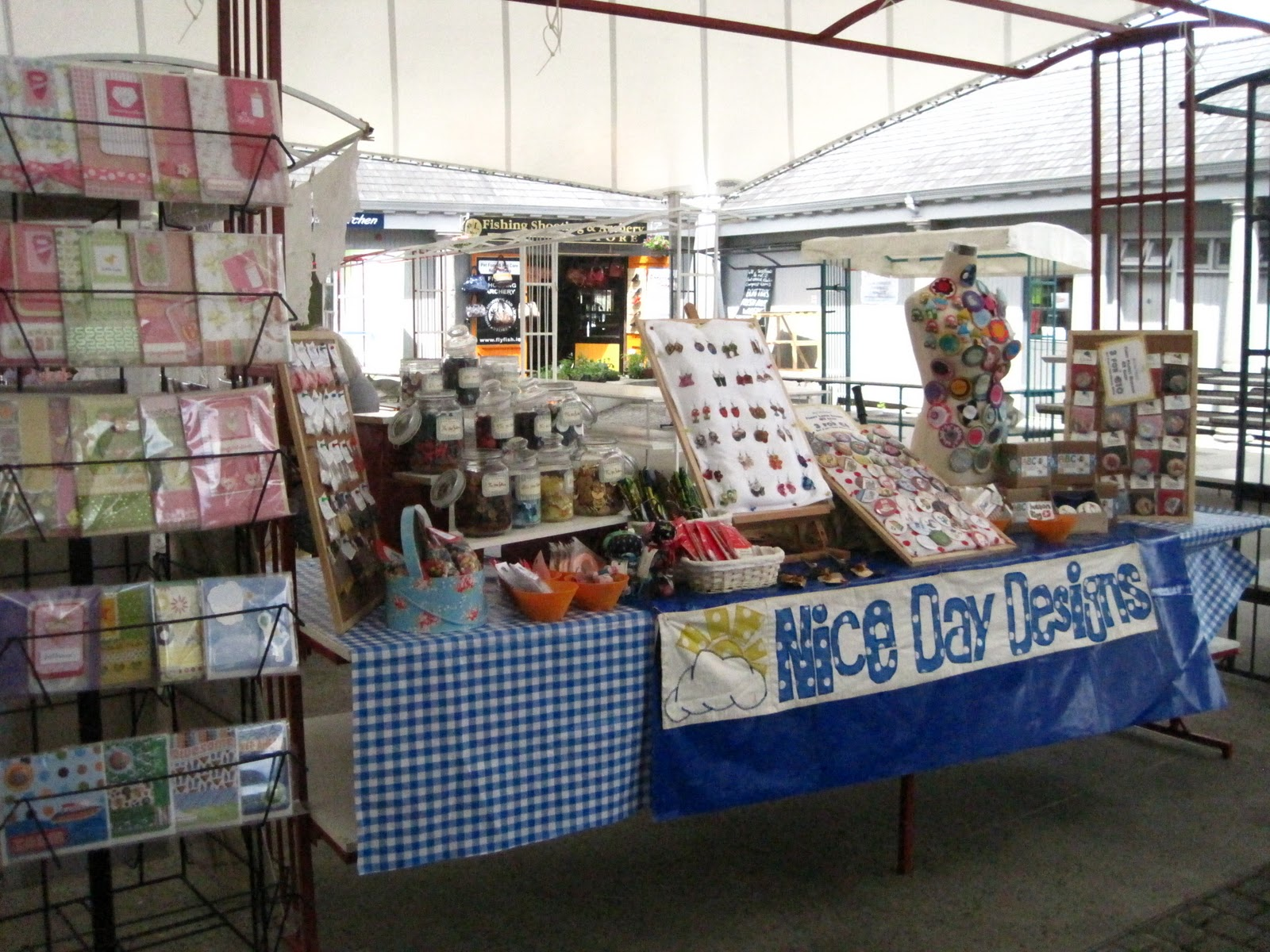 Craft fair secrets the hush hush ps of a great experience for How to sell at craft fairs