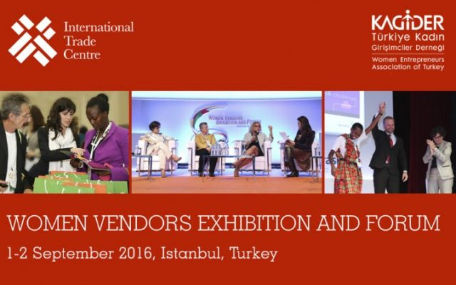Women Vendors Exhibition and Forum 2016: Call for Applications